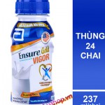 Sữa Ensure Gold Vigor nước 237ml
